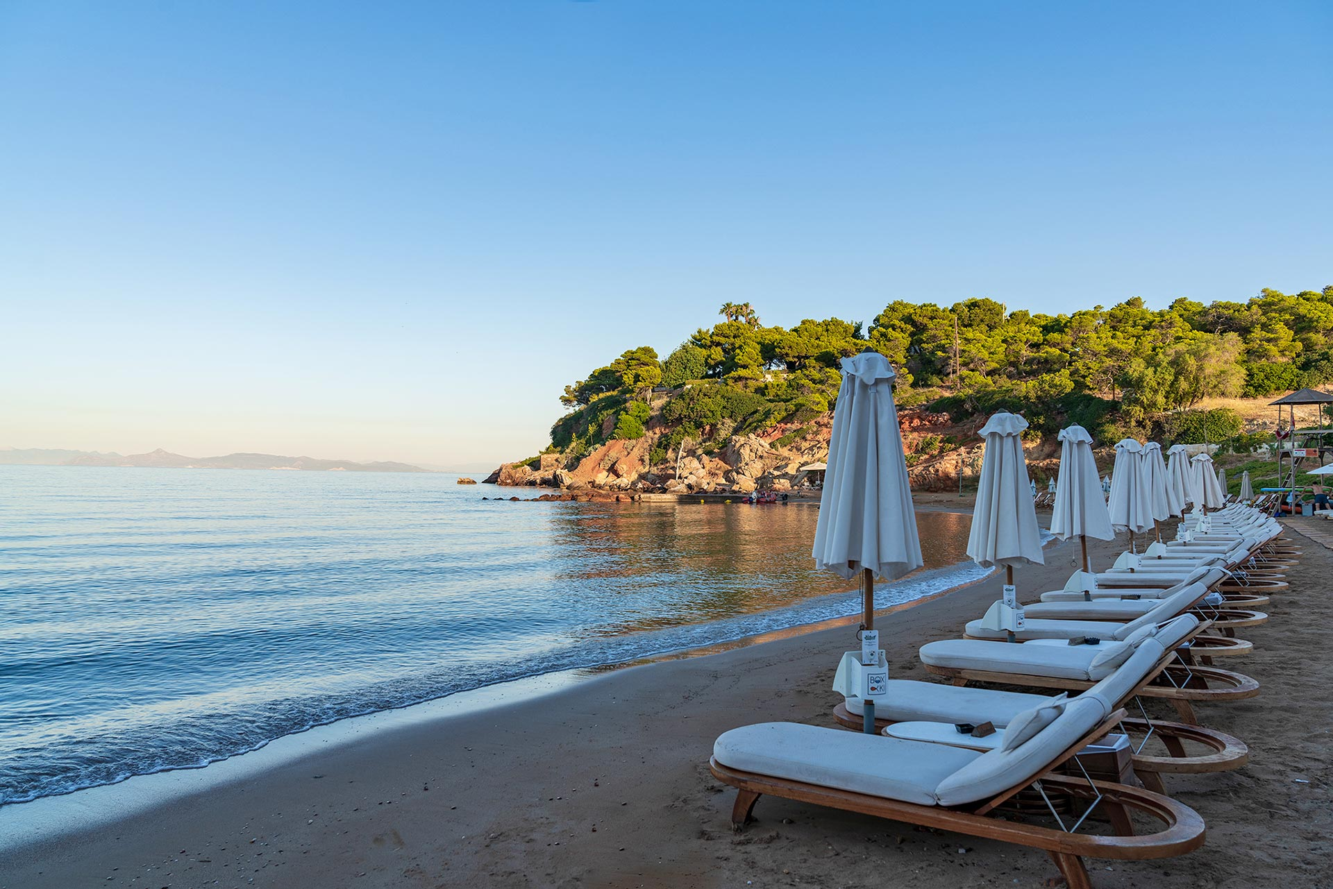 Παραλία Zen Beach & Restaurant στην Αθηναϊκή Ριβιέρα | Zen Beach